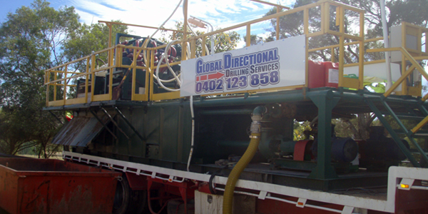 Direction Drilling Service